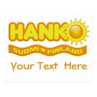Hanko postacard - customize! postcard