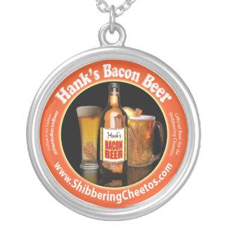 Hank's Bacon Beer Necklace