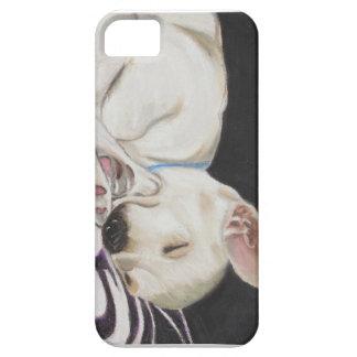 Hanks Sleeping iPhone SE/5/5s Case