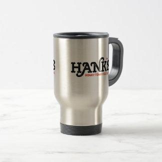 Hank's Travel Mug
