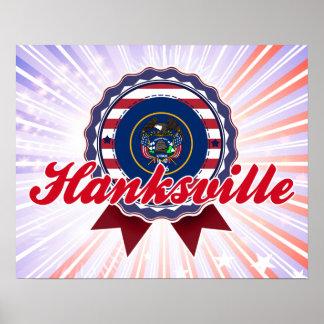 Hanksville, UT Poster