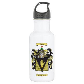 Hann 18oz Water Bottle