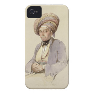 Hanna - A Greek from Antioch, 1852 iPhone 4 Case-Mate Case