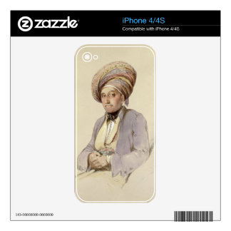 Hanna - A Greek from Antioch, 1852 Decal For The iPhone 4
