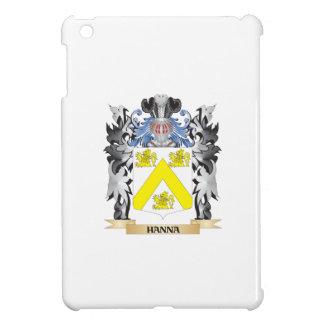 Hanna Coat of Arms - Family Crest iPad Mini Covers