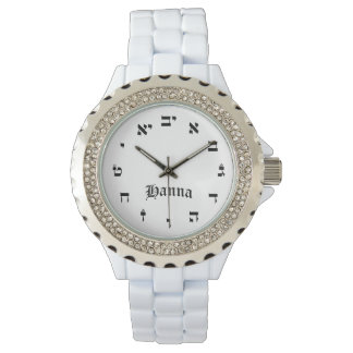 Hanna Time Wrist Watch