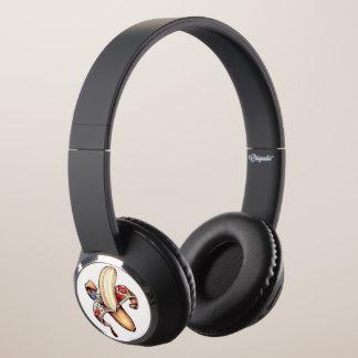 Hannah Banana Headphones