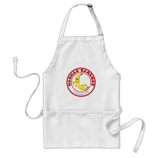 Hannah Bananas Restaurant Gear Adult Apron