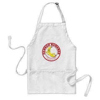 Hannah Bananas Restaurant Gear Adult Apron