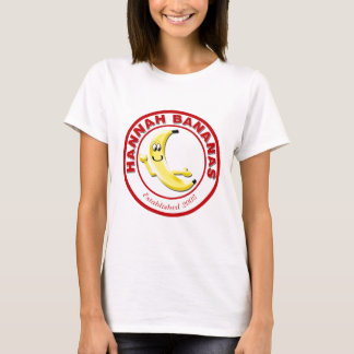 Hannah Bananas Restaurant Gear T-Shirt