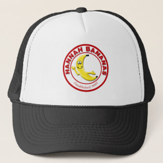 Hannah Bananas Restaurant Gear Trucker Hat