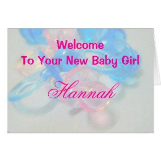Hannah Card