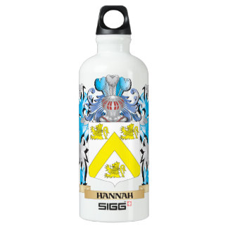 Hannah Coat of Arms - Family Crest SIGG Traveler 0.6L Water Bottle