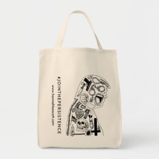 Hannah Lee Scott grocery tote