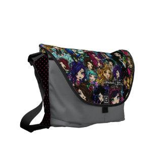 Hannah Lynn Fantasy Art  Fairy Mermaid Art Bag