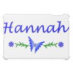 Hannah (mariposa azul)