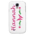 Hannah (mariposa rosada)