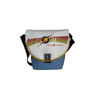 Hannah messenger bag! courier bag