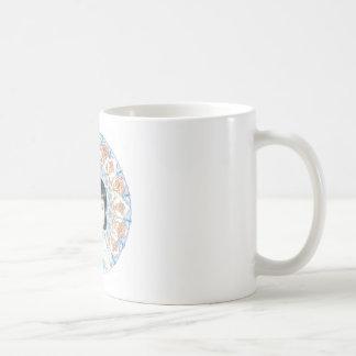 Hannah Classic White Coffee Mug