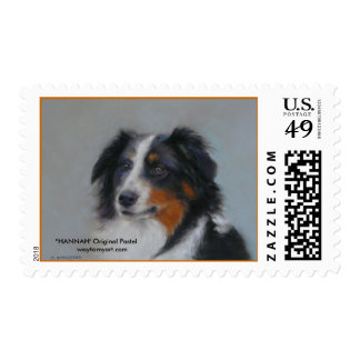 """HANNAH' Original - waytomyart.com Stamp"
