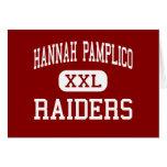Hannah Pamplico - asaltantes entrenados para la lu Tarjetón