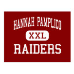 Hannah Pamplico - asaltantes entrenados para la lu Postales