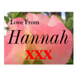 Hannah Post Cards