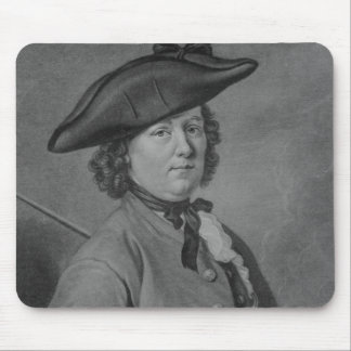 Hannah Snell, the Female Soldier Mouse Pad