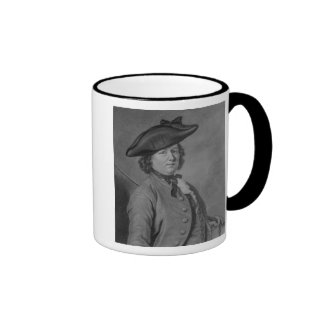 Hannah Snell, the Female Soldier Ringer Coffee Mug