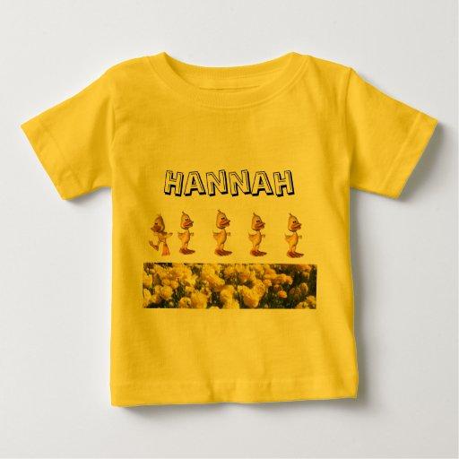 Hannah T-shirts