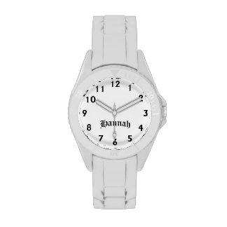 Hannah Time Wristwatches