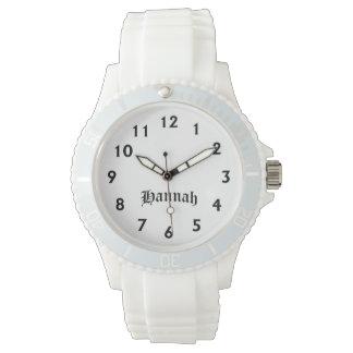 Hannah Time Wristwatch