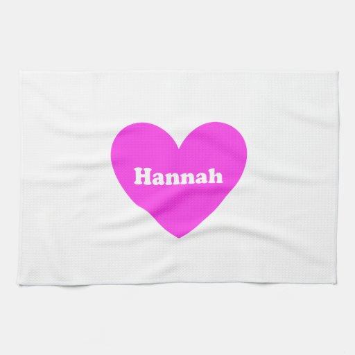 Hannah Toalla De Cocina