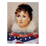 Hannah Van Buren, primera señora de los E.E.U.U. Postal