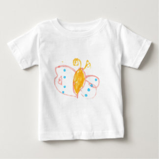 Hannah's Butterfly line of products Baby T-Shirt