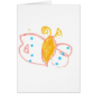 Hannah's Butterfly line of products Card