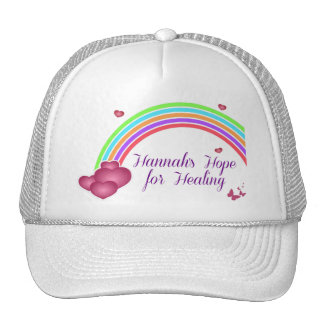 Hannah's Hope for Healing Hat
