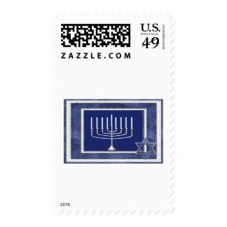 hannakah postage stamp