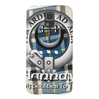 Hannay Clan Case For Galaxy S5