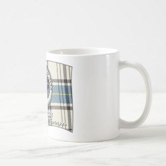 Hannay Clan Classic White Coffee Mug