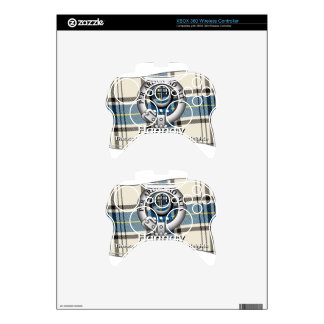 Hannay Clan Xbox 360 Controller Skins