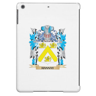 Hannay Coat of Arms - Family Crest iPad Air Covers