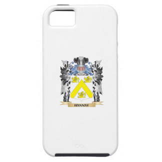 Hannay Coat of Arms - Family Crest iPhone 5 Covers