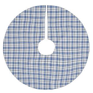 Hannay Scottish Tartan Brushed Polyester Tree Skirt