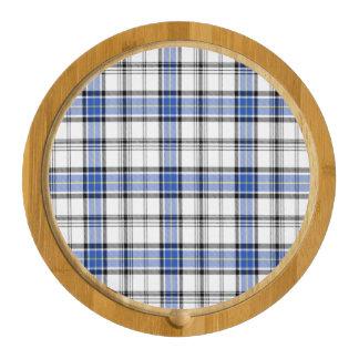Hannay Scottish Tartan Cheese Platter
