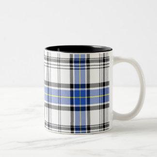 Hannay Scottish Tartan Two-Tone Coffee Mug