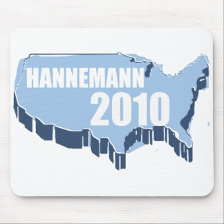 HANNEMANN 2010 MOUSEPAD