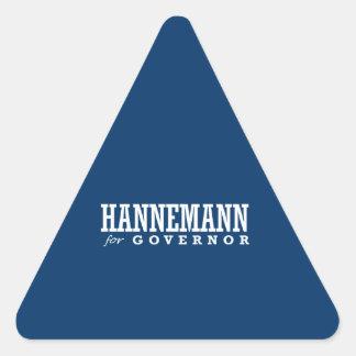 HANNEMANN FOR GOVERNOR 2014 STICKER