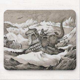 Hannibal (247-c.183 A.C.) y sus CRO (coordinadora) Alfombrillas De Raton