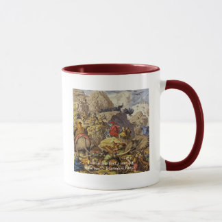 Hannibal Barca & Army & Quote Gifts & Cards Mug